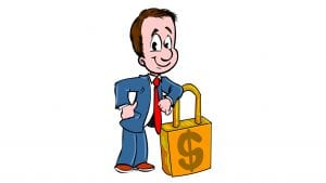 Tasker Payment Gateways Lock Image