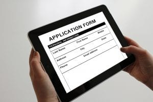 application form high-risk payments