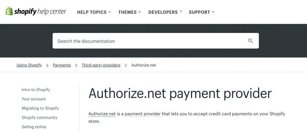 Shopify: sign-up for high-risk | Tasker Payment Gateways LLC